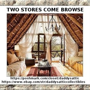 Other - COME BROWSE MY SHOPS!